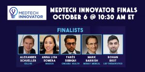 Medtech Innovator Finals graphic