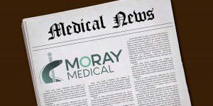 Graphic symbolizing a newspaper